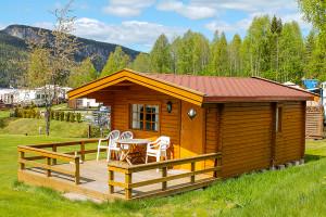 Sperillen Camping hytte Dukkestua